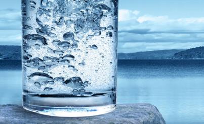 Wasser ist wertvoll